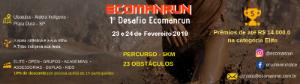 1º DESAFIO ECOMANRUN-UBATUBA