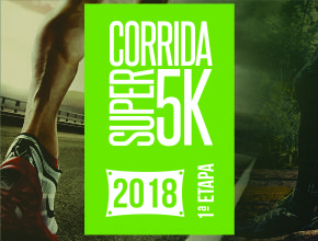 SUPER 5K - SÃO JOSÉ DOS CAMPOS / SP - 2018 - Imagem do evento