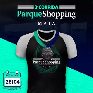 3ª Corrida Parque Shopping Maia