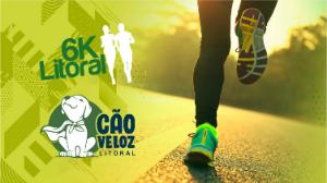 CORRIDA 6K LITORAL E CÃO VELOZ