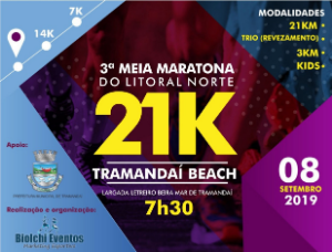 21K TRAMANDAÍ BEACH