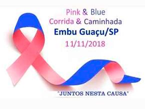 1ª Pink e Blue - Embu Guaçu  - Imagem do evento