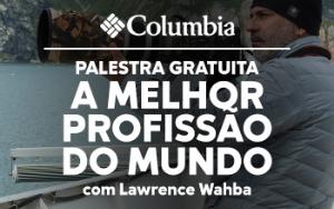 A MELHOR PROFISSÃO DO MUNDO - PALESTRA GRATUITA COM LAWRENCE WAHBA - Imagem do evento