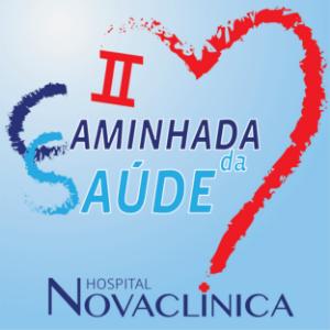 2 CAMINHADA DA SAÚDE HOSPITAL NOVACLÍNICA - Imagem do evento