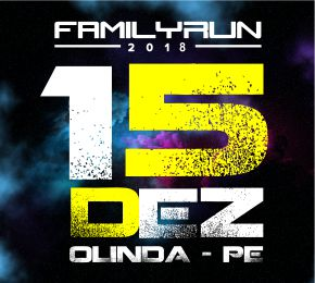 FAMILY RUN 2018 OLINDA - Imagem do evento