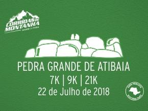 CORRIDAS DE MONTANHA - ETAPA PEDRA GRANDE DE ATIB