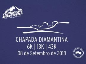 CORRIDAS DE MONTANHA - ETAPA CHAPADA DIAMANTINA