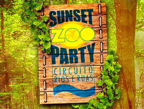 SUNSET ZOO PARTY - CIRCUITO RIOS E RUAS (AS NASCENTES DO RIO IPIRANGA) - Imagem do evento