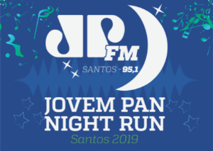 JOVEM PAN NIGHT RUN SANTOS 2019