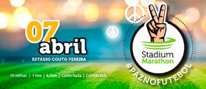 CORRIDA I-RUN - STADIUM MARATHON 2019