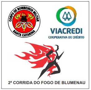 CORRIDA DO FOGO - CORPO DE BOMBEIROS MILITAR DE SC