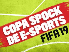 COPA SPOCK DE E-SPORTS - FIFA19
