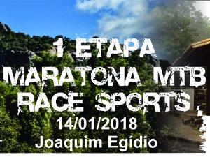 CAMPEONATO MTB BIKE RACE SPORTS - Imagem do evento