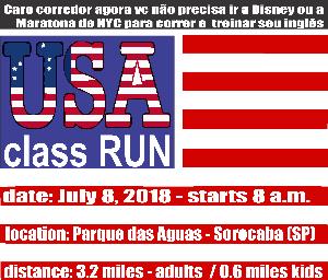 Race USA CLASS RUN