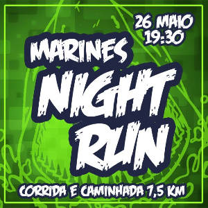 MARINES NIGHT RUN - Imagem do evento