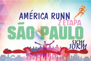 CIRCUITO AMÉRICA RUNN 2ª ETAPA - SÃO PAULO