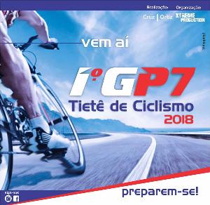 1° GP7 TIETÊ DE CICLISMO - Imagem do evento