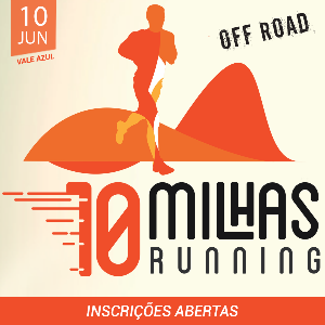 10 MILHAS RUNNING OFF ROAD - VALE AZUL - Imagem do evento