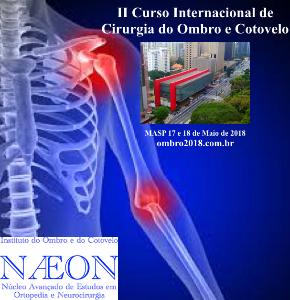 2º CURSO INTERNACIONAL DE CIRURGIA DO OMBRO E COTOVELO DE SÃO PAULO - Imagem do evento