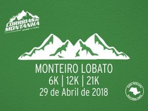 CORRIDAS DE MONTANHA - ETAPA MONTEIRO LOBATO