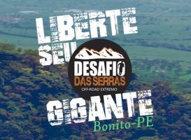 DESAFIO DAS SERRAS 2019 - BONITO