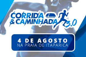 3ª CORRIDA E CAMINHADA AUTOGLASS 2019