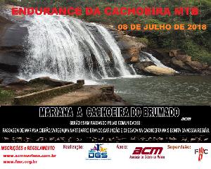 3º ENDURANCE DA CACHOEIRA -MTB