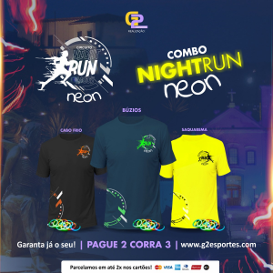 COMBO PROMOCIONAL - CIRCUITO NIGHT RUN LAGOS