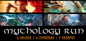 MYTHOLOGY RUN - 4ª ETAPA - ZEUS