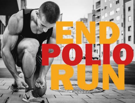 END POLIO RUN