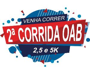 2ª CORRIDA E CAMINHADA DA OAB JOINVILLE - Imagem do evento