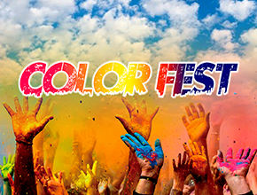 COLOR FEST® - BRAZIL TOUR (PIRACICABA) - Imagem do evento