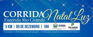 CORRIDA NATAL LUZ - Imagem do evento