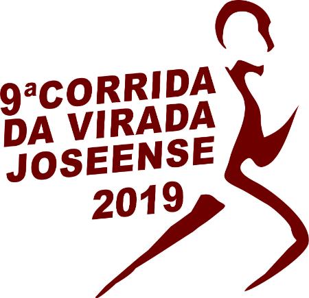 9ª CORRIDA DA VIRADA JOSEENSE 2019