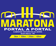 3ª MARATONA PORTAL A PORTAL - CAMINHOS HISTóRICOS DA SERRA - Imagem do evento