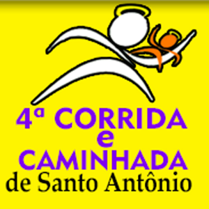 IV CORRIDA E CAMINHADA DE SANTO ANTÔNIO