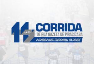 11ª CORRIDA DE RUA GAZETA DE PIRACICABA