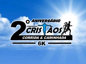 2º CORRIDA E CAMINHADA DE ANIVERSÁRIO CORREDORES CRISTÃOS - Imagem do evento