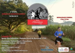 CIRCUITO ADVENTURE DO LITORAL - 2ª ETAPA BORUSSIA - OSÓRIO