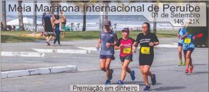 MEIA MARATONA INTERNACIONAL DE PERUÍBE - 2019