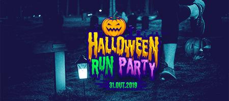 HALLOWEN RUN PARTY