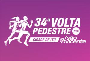 34ª Volta Pedestre de Itu - Imagem do evento