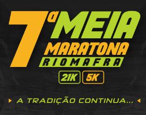 7ª MEIA MARATONA RIOMAFRA - Imagem do evento