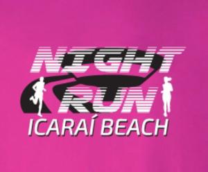 NIGHT RUN ICARAÍ BEACH - 6ª EDIÇÃO - NITERÓIRJ - Imagem do evento