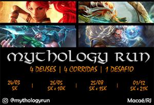 MYTHOLOGY RUN - 1ª ETAPA - AFRODITE