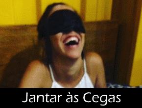 JANTAR ÀS CEGAS - SABORES, SENSAÇÕES E SENTIDOS  - Imagem do evento