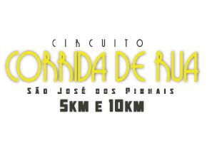 CIRCUITO DE CORRIDAS DE RUA DE SÃO JOSÉ DOS PINHAIS - ETAPA DOS