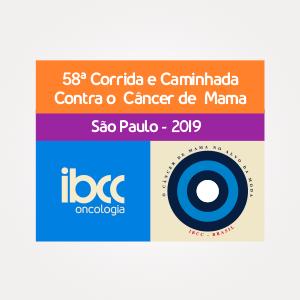 58ª CORRIDA E CAMINHADA CONTRA O CÂNCER DE MAMA 2019