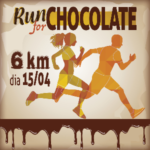 Run for Chocolate 2018 - Imagem do evento