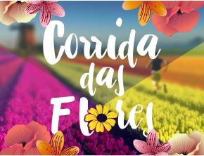 CORRIDA DAS FLORES  - Imagem do evento